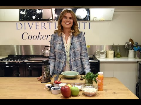 How to make bircher muesli with Madeleine Shaw