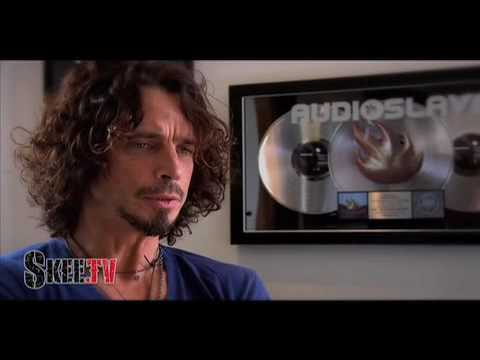 Chris Cornell answers questions directly from fans via Twitter.com/ChrisCornel