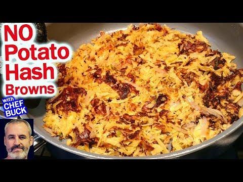 Make Hash Browns with Rutabaga