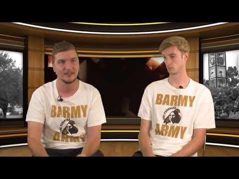 UNCP Soccer: Barmy Army