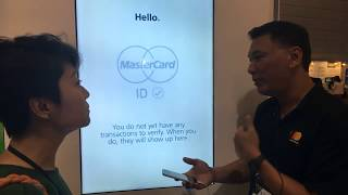 FinTech Festival 2016 Highlights Day 4 - Maggie reviews Biometric