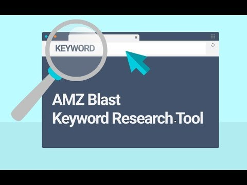 Finding Best Keywords For Your Product - AMZ Blast Keyword research tool in Hindi