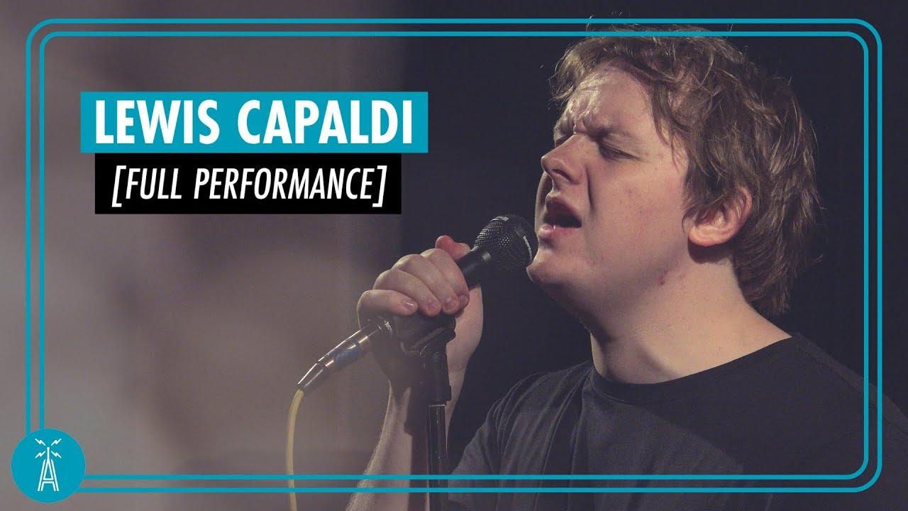 Lewis Capaldi [Full LIVE Performance + Interview] | Austin City Limits Radio