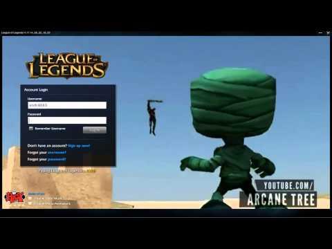 It's Great to be Draven! - Custom Login Screen League of Legends