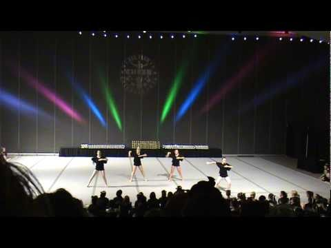ACE Open Dance - All-Star Cheer Extravaganza 2011