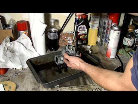 How to Clean an ATV Carburetor