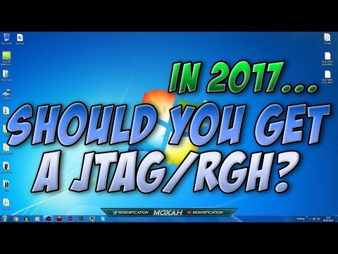 Should you get a JTAG/RGH in 2017?