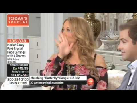 Mariah Carey on HSN Disaster