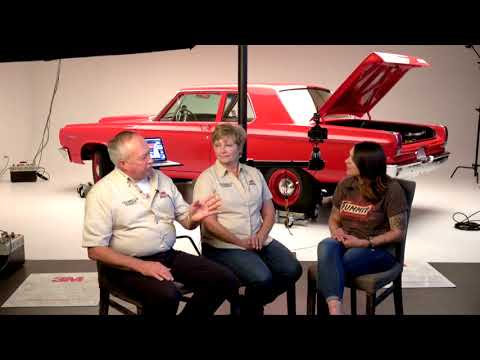 Charlie and Denise Caldwell's 1965 Dodge Coronet A990 Tribute