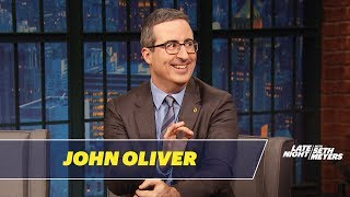 Download John Oliver's First On-Camera Role Was a British Stereotype Video