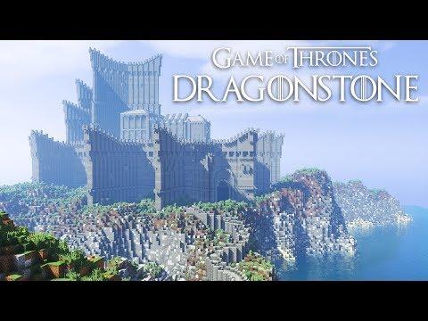 Minecraft: Game of Thrones - Dragonstone