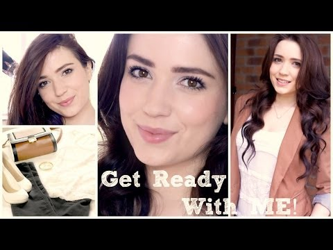 Get Ready With Me ❤ First Date Inspired