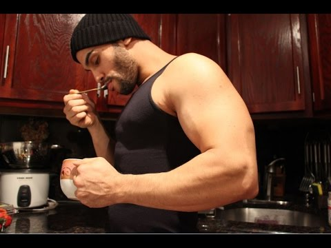 Full Day of Eating - Bulking Without Meats or Dairy
