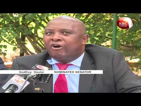 NASA legislators want Wetangula to stop dragging Raila's name in his political games