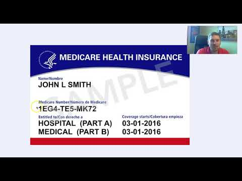 Medicare ID Card Changes in 2018!