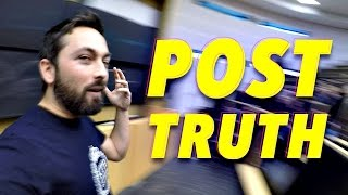 Post-Truth: Why Facts Don