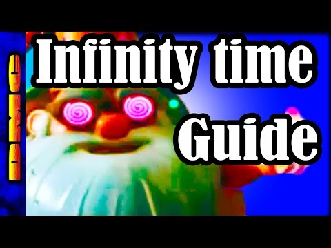 Infinity Time World Record 1st Place. Best Tips! Strategy Guide ! Plants vs zombies garden warfare 2