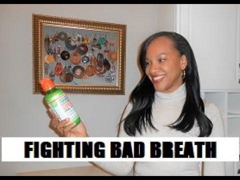 Fighting Bad Breath: How