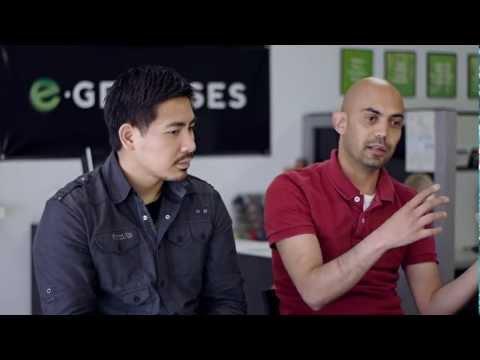 eGeniuses Tech Show 8 - Google IO 2012 & Backups