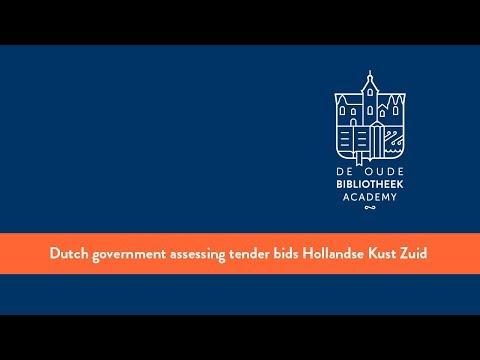 'Hollandse Kust Zuid: Dutch government assessing tender bids'