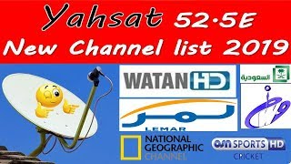 How to Set Yahsat and Info about TV Channels - PakVim net HD Vdieos