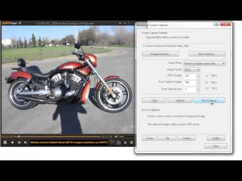 How to Turn Videos into Pictures
