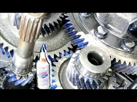 Lucas Oil In A Transmission