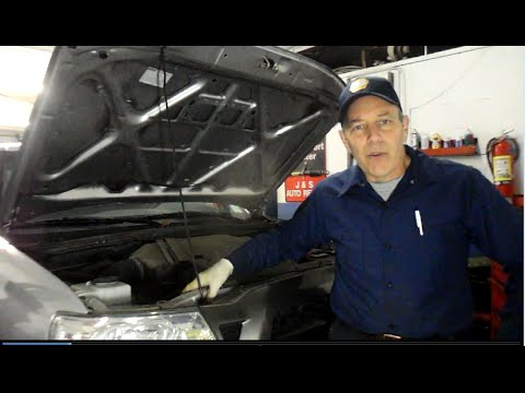 How to replace the spark plugs on a 2011 Toyota Tacoma