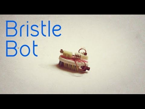 How to make a BristleBot