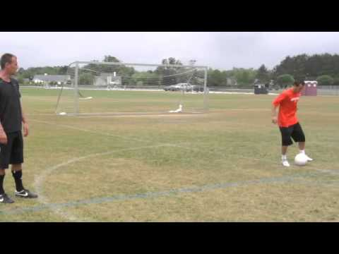 Soccer Foot Skills Training