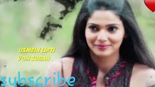 FAKEERA GHAR AAJA : JUBIN NAUTIYAL: Whatsapp Status  Song