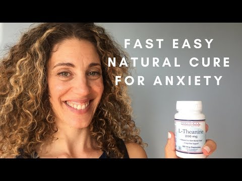 Get Rid of Anxiety! Fast Easy Natural Cure!