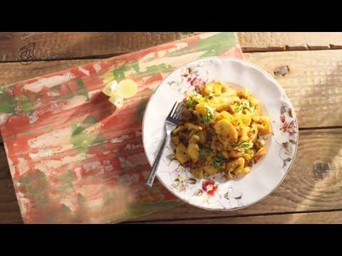 Bread Upma - How to make Bread Upma | Easy Breakfast Recipe