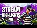 Download Video Download Tommo Stream Highlights #8 (Fortnite Battle Royale) 3GP MP4 FLV