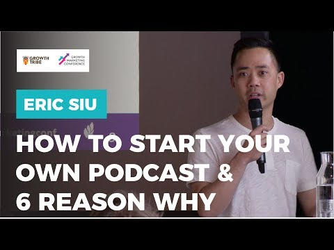6 Benefits of Podcasting & How to Start Your Own Podcast by Eric Siu