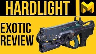 Ricochet Power Destiny 2 Hardlight Exotic Review