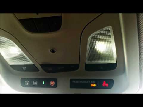 How To Operate Dome Light Override In Your Chevrolet