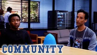 """Troy And Abed Are In Mouuuurning"" 
