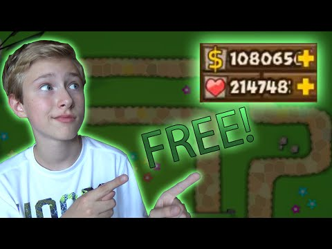 How to get INFINITE MONEY and XP in BTD 5 - FREE - No Jailbreak or Hack