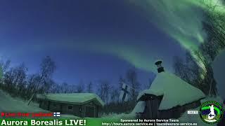 Aurora Borealis Live Stream Highlights 15.03.2018