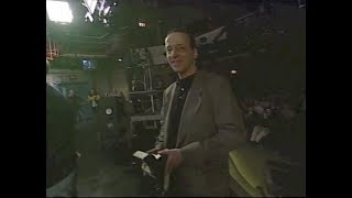 Ken Bank on Late Show, February 18, 1999