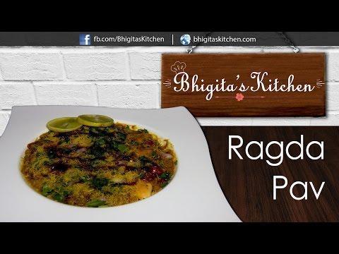 Ragda Pav - Indian Street Food