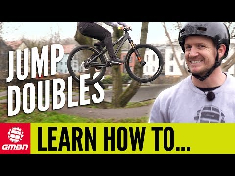 Learn How To Jump Doubles | Pump Track To Trail