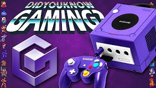 Nintendo GameCube Part 2 - Did You Know Gaming? Feat. Dazz