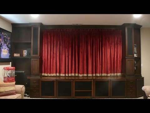 Home Theater Design & Construction