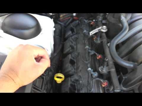 2006 Chrysler 300c spark plug tune up