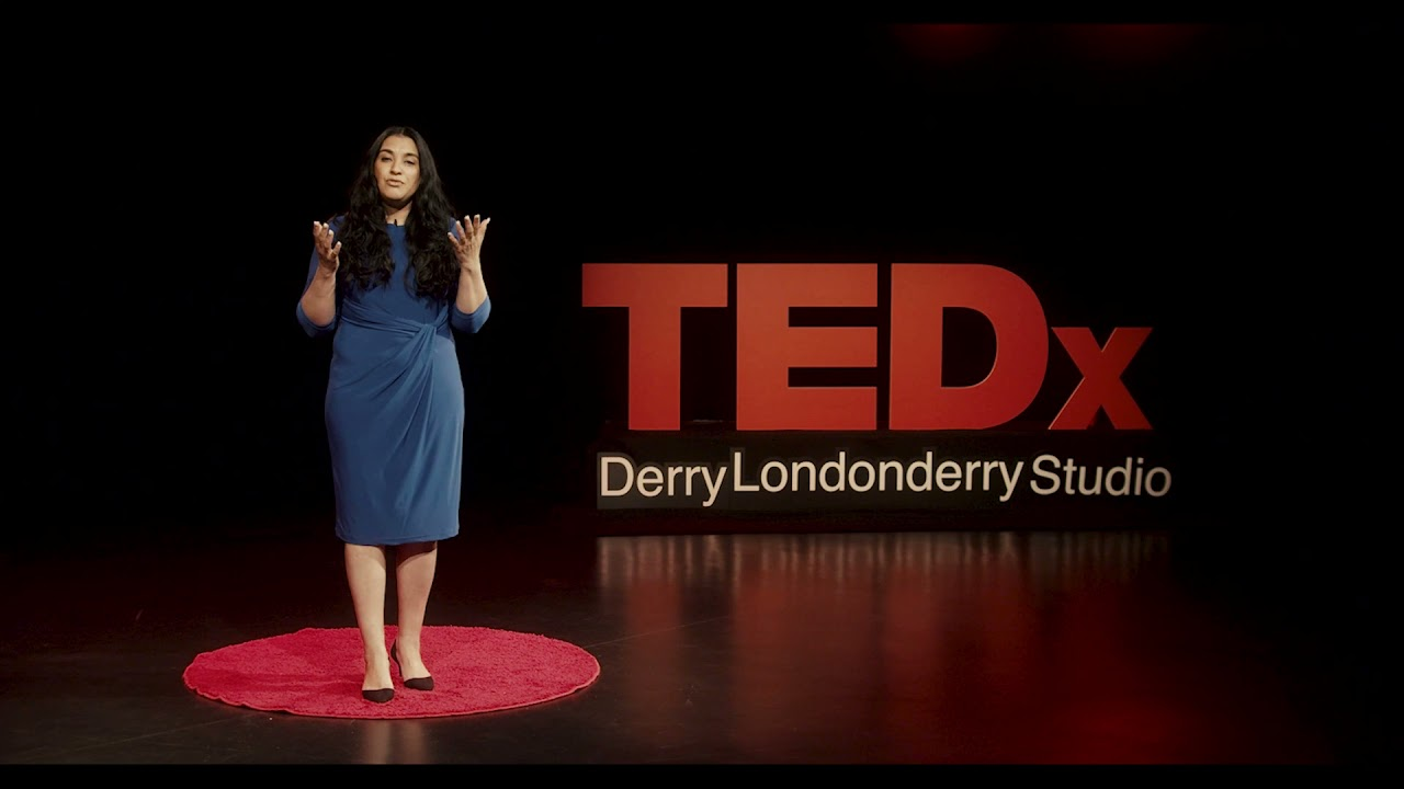 There is no honour in killing | Nina Aouilk | TEDxDerryLondonderryStudio