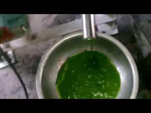 industrial stainless steel herb juice grinder machine