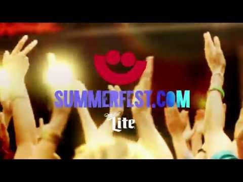 Summerfest 2015: Shazam the Summerfest Commercial!