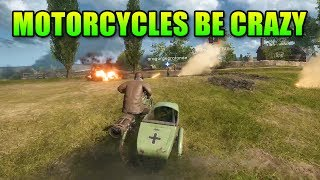 Motorcycles Be Crazy   Battlefield 1 Epic Gameplay